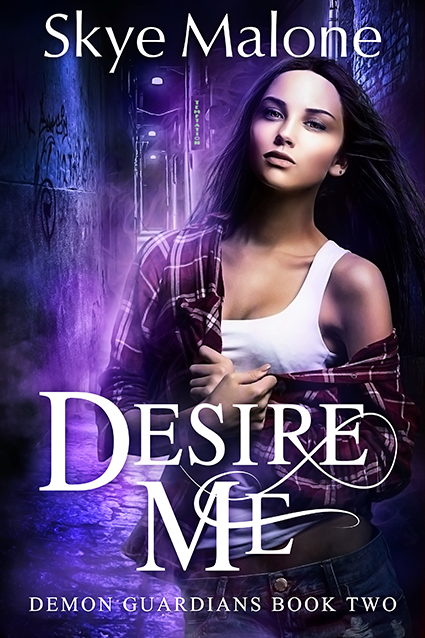 "Cover: ""Desire Me"" by Skye Malone"