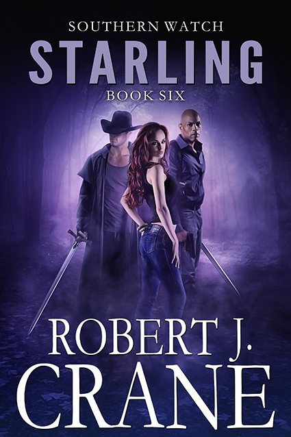"Cover: ""Starling"" by Robert J. Crane"