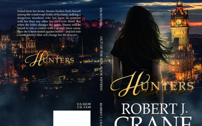 "Cover: ""Hunters"" by Robert J. Crane"