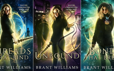 Covers: Tha Havoc Chronicles by Brant Williams
