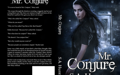 "Cover: ""Mr. Conjure"" by S.A. Hunter"