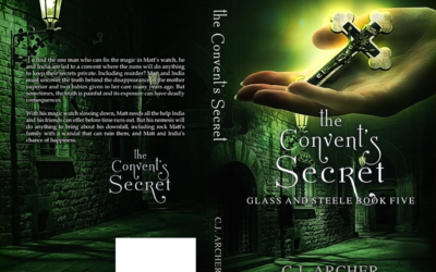 "Cover: ""The Convent's Secret"" by CJ Archer"
