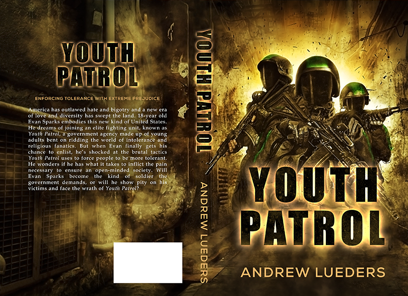 "Cover: ""Youth Patrol"" by Andrew Lueders"