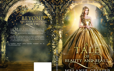 "Cover: ""A Tale of Beauty and Beast"" by Melanie Cellier"