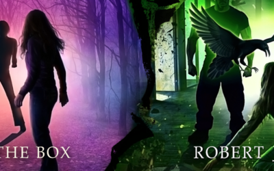 New Covers for Robert J. Crane's Girl in the Box Series Part 2