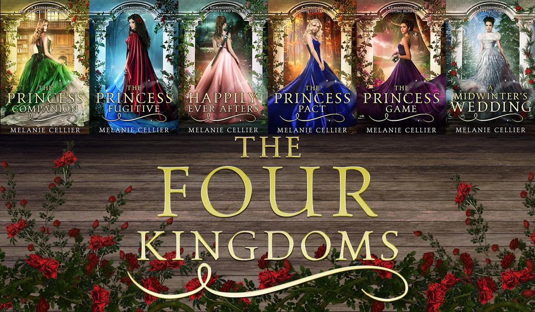 Series Redo: The Four Kingdoms Series by Melanie Cellier