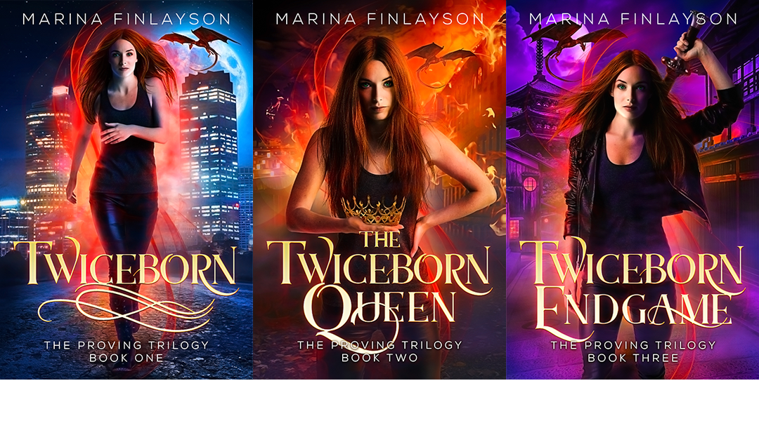 Series Redo: The Proving Trilogy by Marina Finlayson