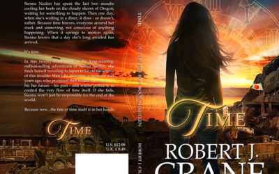 """Cover: """"Time"""" by Robert J. Crane"""