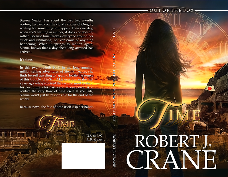 "Cover: ""Time"" by Robert J. Crane"